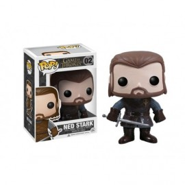 Figurine Game Of Thrones - Ned Stark Pop 10cm