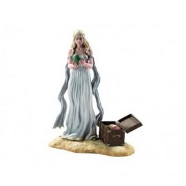 Figurine - Game of Thrones - Daenerys Targaryen - Hauteur 19 cm