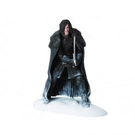 Figurine - Game of Thrones - Jon Snow - Hauteur 19 cm