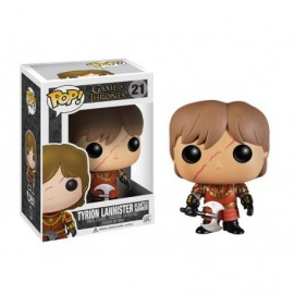 Figurine Game of Thrones - Tyrion Lannister Battle Armor Pop 10cm