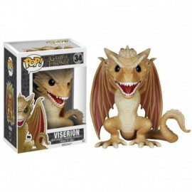 Figurine Game of Thrones - Viserion Oversized Pop 15cm