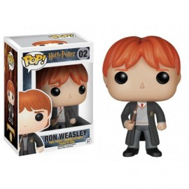 Figurine Harry Potter - Ron Weasley Pop 10cm