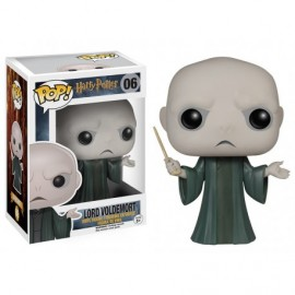 Figurine Harry Potter - Lord Voldemort Pop 10cm