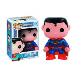 Figurine Superman New 52 Exclu Pop 10cm