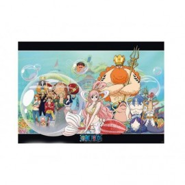 "Poster - One Piece ""Merfolk"" 52x38cm"