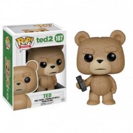 Pop Collection - Ted avec télécommande - 10 cm