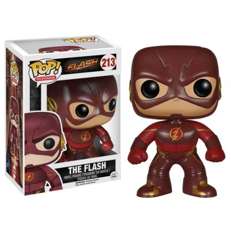 Figurine Dc Heroes - Flash Tv - The Flash Pop 10cm