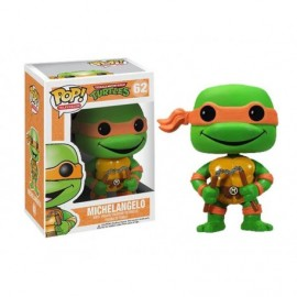 Figurine Tortues Ninja - Michelangelo Pop 10cm