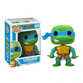 Figurine Tortues Ninja - Leonardo Pop 10cm