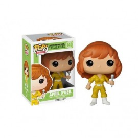 Figurine Tortues Ninja - April O'Neil Pop 10cm
