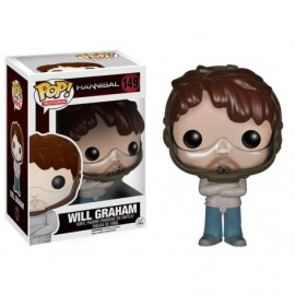 Figurine Hannibal - Will Graham Straight Jacket Pop 10cm