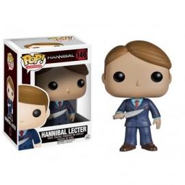 Figurine Hannibal - Hannibal Lecter Pop 10cm