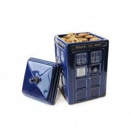Figurine - Doctor Who - Tardis cookie Jar en céramique