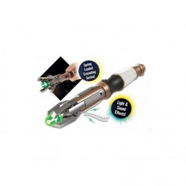 Doctor Who - 11th Doctor Sonic Screwdriver - Light & sound effects