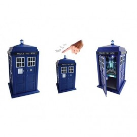 Figurine Doctor Who - Tardis Coffre Fort Tap Tap 22cm
