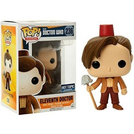 Pop Collection - Doctor Who - 11th Doctor Fez & Mop Exclu