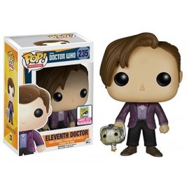 Pop Collection - Doctor Who - 11th Doctor w/ Cyberman Head