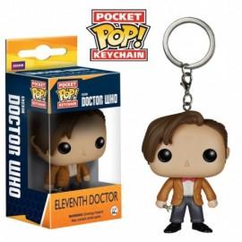 Porte-clés Doctor Who - Pocket Pop Keychain 11th Doctor 4cm