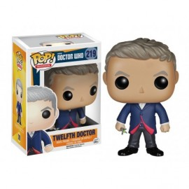 Pop Collection - Doctor Who - 12th Doctor Pop 10cm