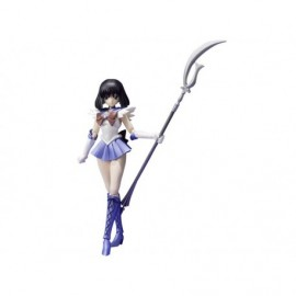 Figurine - Sailor Moon - Sailor Saturn Figuarts