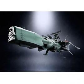 Figurine Albator - Captain Harlock's Space Pirate Battleship Arcadia Soul of Chogokin GX-67