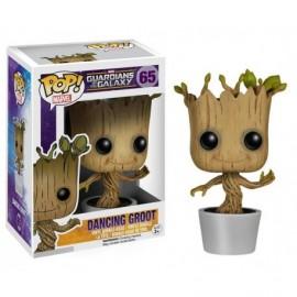 Figurine Guardians of the Galaxy - Dancing Baby Groot Pop 10cm
