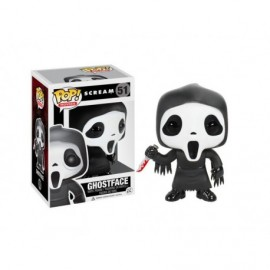 Figurine - Scream - Ghostface Pop 10cm
