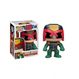 Figurine - Judge Dredd - Judge Dredd Pop 10cm