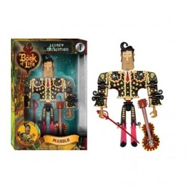 Figurine Book of Life Legacy - Manolo 15cm