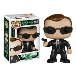 Figurine Matrix - Agent Smith Pop 10cm