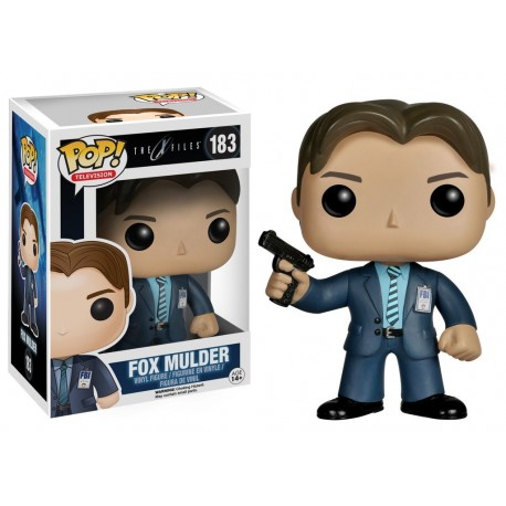 Figurine The X-Files - Fox Mulder Pop 10cm