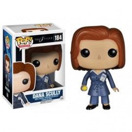 Figurine The X-Files - Dana Scully Pop 10cm