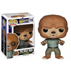 Figurine Universal Monsters - The Wolf Man Pop 10cm
