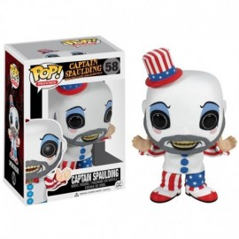 Figurine Captain Spaulding - Captain Spaulding Pop 10cm