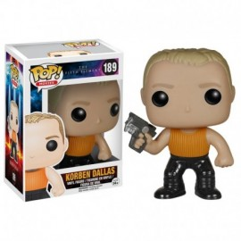 Figurine The Fifth Element - Korben Dallas Pop 10cm