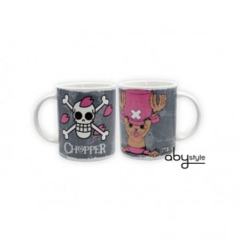 Mug - One Piece Chopper & Emblème