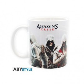 Mug Assassin's Creed - Mug Groupe céramique 320ml