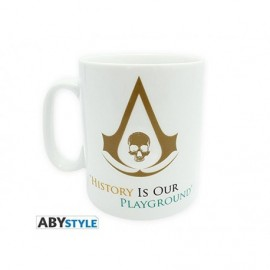 Mug - Assassin's Creed 4 - History is our Playground 460ml
