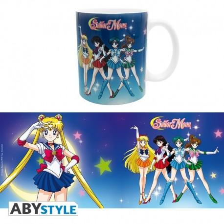 Mug Sailor Moon - Sailor Guerrières 320ml