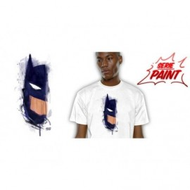 T-Shirt - Batman - Bruce Paint Taille XL