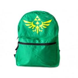 Sac à dos Réversible - Zelda - Gris / Vert
