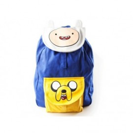 Sac à dos - Adventure Time - Jake & Finn - Couleur Bleu