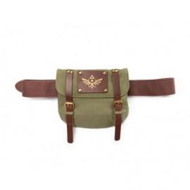 Zelda - Petit sacoche + ceinture Zelda - Marron