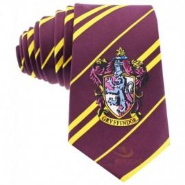 Cravate Harry Potter Gryffondor