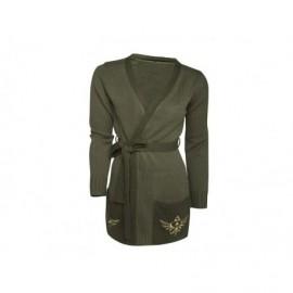 Cardigan / Peignoir - Zelda - Vert - Taille XL