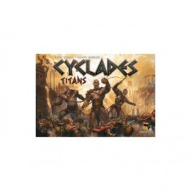 Cyclades - Extension Titans