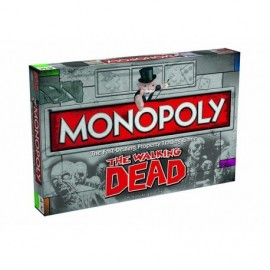 Monopoly The Walking Dead English Version