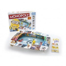 Monopoly - Despicable Me 2 (Version anglaise)