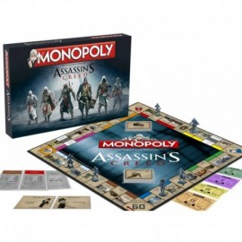 Monopoly Assassin's Creed (Edition Française)