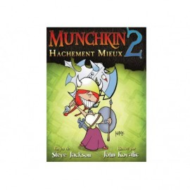 Munchkin - Extension n°2 - Hachement mieux